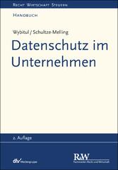 Datenschutz im Unternehmen - Handbuch