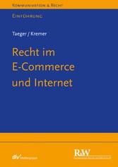 Recht im E-Commerce und Internet - Einführung