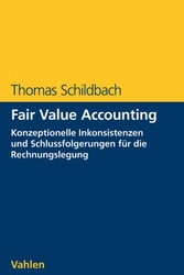 Fair Value Accounting - Konzeptionelle Inkonsis...