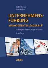 Unternehmensführung - Management & Leadership
