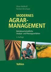 Modernes Agrarmanagement - Betriebswirtschaftli...