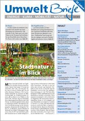 Zeitschrift UmweltBriefe Heft Juni 2016 - Aus K...