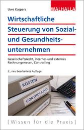 Wirtschaftliche Steuerung von Sozial- und Gesun...