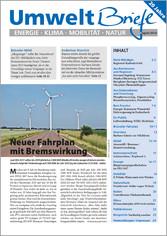 Zeitschrift UmweltBriefe Heft August 2016 - Aus...