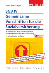 SGB IV - Allgemeine Vorschriften für die Sozial...