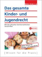 Das gesamte Kinder- und Jugendrecht - Ausgabe 2...