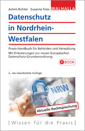 Datenschutz in Nordrhein-Westfalen - Praxis-Han...
