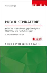 Produktpiraterie - Effektive Maßnahmen gegen Pl...