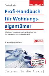 Profi-Handbuch für Wohnungseigentümer - Pflicht...