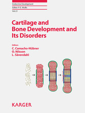 Cartilage and Bone Development and Its Disorders