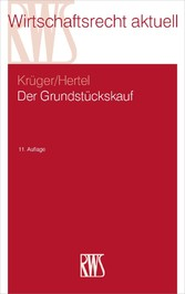 Der Grundstückskauf - Höchstrichterliche Rechts...