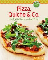 Pizza, Quiche & Co. - Heißgeliebtes aus dem Ofen