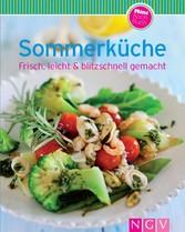 Sommerküche - Unsere 100 besten Rezepte in einem Kochbuch