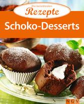 Schoko-Desserts - Die beliebtesten Rezepte