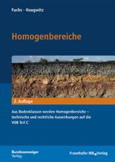 Homogenbereiche. - Aus Bodenklassen werden Homo...
