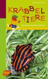 Naturführer für Kinder: Krabbeltiere - Schnecken, Insekten, Spinnen
