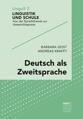 Deutsch als Zweitsprache - Sprachdidaktik für m...