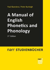 A Manual of English Phonetics and Phonology - T...