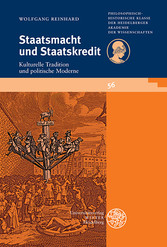 Staatsmacht und Staatskredit - Kulturelle Tradi...