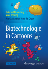 Biotechnologie in Cartoons bei Ciando - eBooks