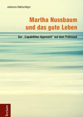 Martha Nussbaum und das gute Leben - Der Capabi...
