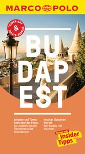 MARCO POLO Reiseführer Budapest - inklusive Iinklusive Insider-Tipps, Touren-App, Update-Service und NEU: Kartendo