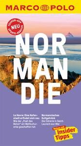 MARCO POLO Reiseführer Normandie - inklusive Insider-Tipps, Touren-App, Update-Service und NEU: Kartendownloads
