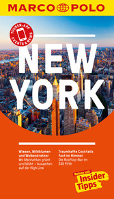 MARCO POLO Reiseführer New York - inklusive Ins...