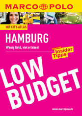 MARCO POLO Reiseführer Low Budget Hamburg