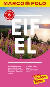 MARCO POLO Reiseführer Eifel - Inklusive Inside...