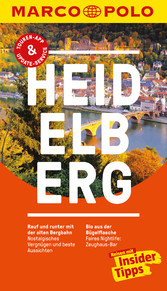 MARCO POLO Reiseführer Heidelberg - Inklusive Insider-Tipps, Touren-App, Update-Service und offline Reiseatlas