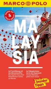 MARCO POLO Reiseführer Malaysia - Inklusive Ins...