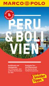 MARCO POLO Reiseführer Peru & Bolivien - Inklusive Insider-Tipps, Touren-App, Update-Service und offline Reiseatlas