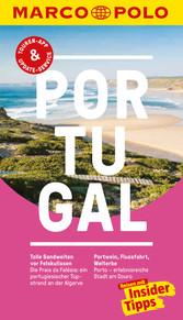 MARCO POLO Reiseführer Portugal - Reisen mit In...