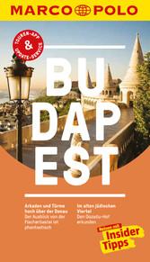 MARCO POLO Reiseführer Budapest - Inklusive Insider-Tipps, Touren-App, Update-Service und offline Reiseatlas