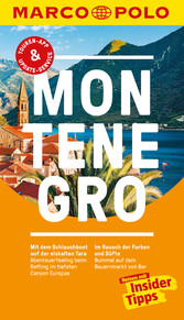 MARCO POLO Reiseführer Montenegro - Inklusive I...