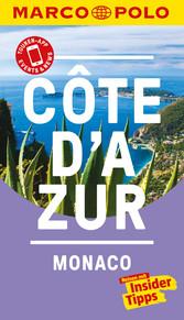 MARCO POLO Reiseführer Cote dAzur, Monaco - Rei...