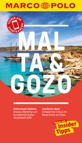 MARCO POLO Reiseführer Malta, Gozo - Reisen mit...