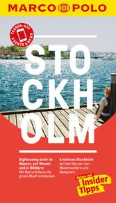MARCO POLO Reiseführer Stockholm - Reisen mit I...