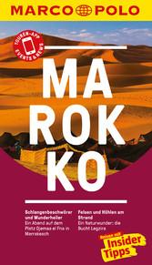MARCO POLO Reiseführer Marokko - Reisen mit Ins...