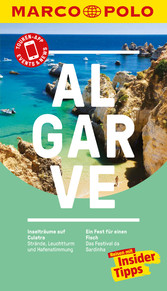 MARCO POLO Reiseführer Algarve - Reisen mit Ins...