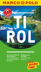 MARCO POLO Reiseführer Tirol - Reisen mit Insid...
