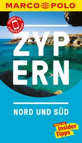 MARCO POLO Reiseführer Zypern, Nord und Süd - R...