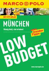 MARCO POLO Reiseführer Low Budget München - Wen...