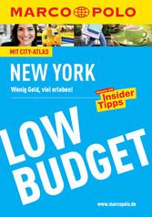 MARCO POLO Reiseführer Low Budget New York - We...