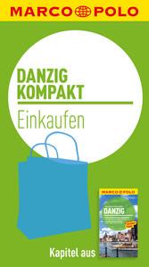 MARCO POLO kompakt Reiseführer Danzig - Einkaufen