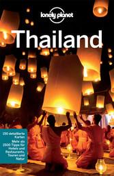 Lonely Planet Reiseführer Thailand - mit Downlo...