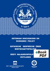 Estnische Gespräche über Wirtschaftspolitik 2/2...