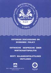 Estnische Gespräche über Wirtschaftspolitik 1/2...