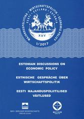 Estnische Gespräche über Wirtschaftspolitik 01/...
